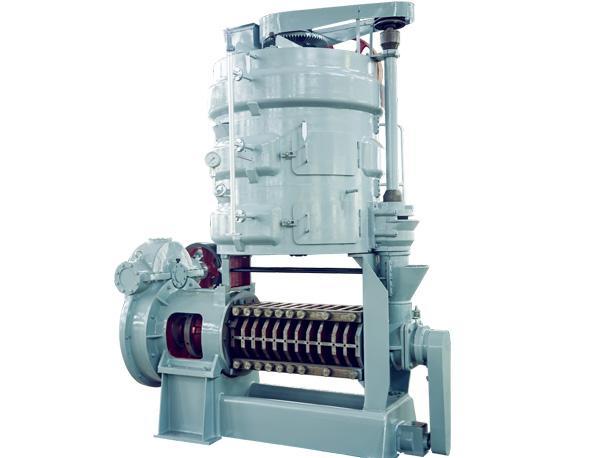 202型 螺旋榨油机