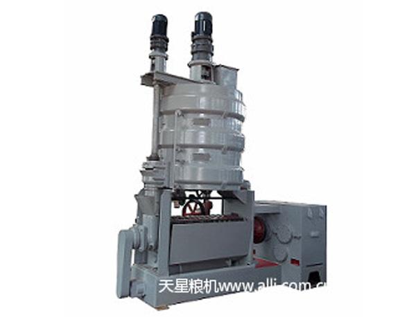 LYZX18型 低温螺旋榨油机