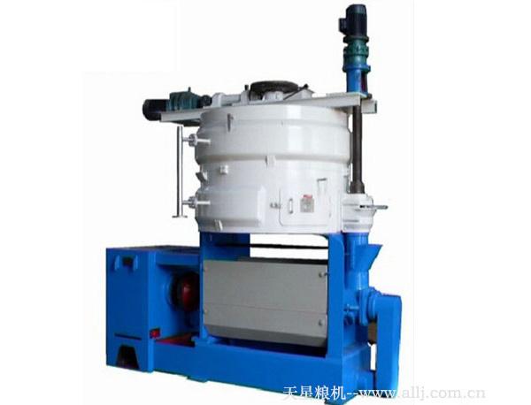 LYZX24型 低温螺旋榨油机