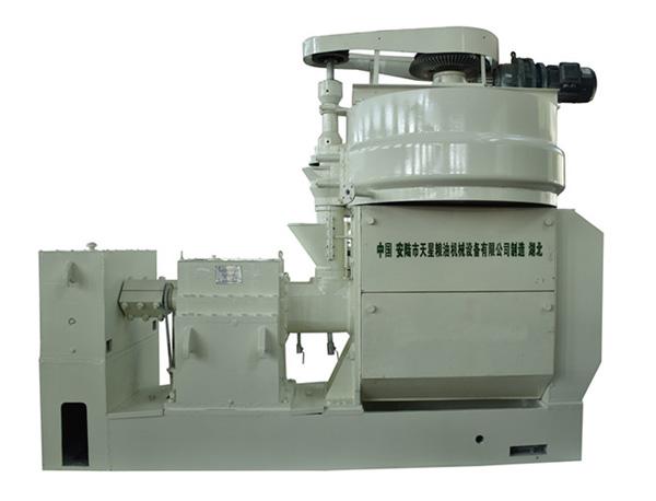 SYZX12型 双螺杆榨油机