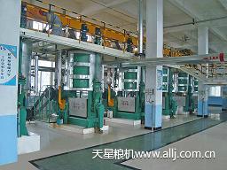 中粮集团(龙江)300T/D玉米胚芽工程