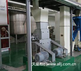 杭州千岛淳瑶实业茶籽冷榨工程