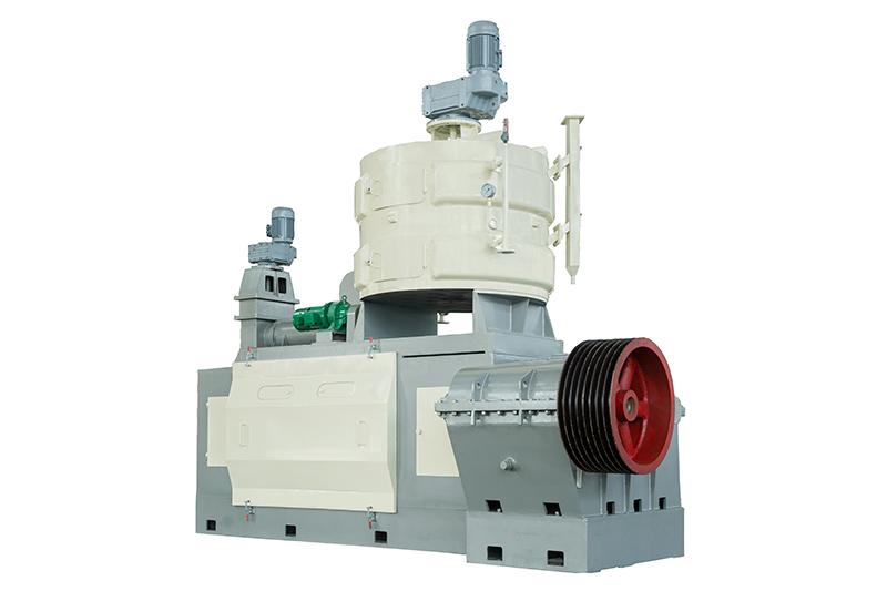 YSP336型5D双螺旋预榨膨化机